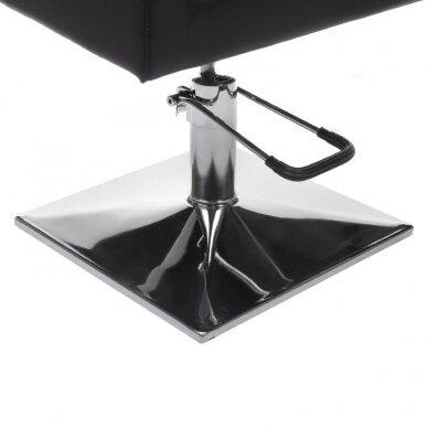 Kirpyklos krėslas BH-6333, juodos sp. 5