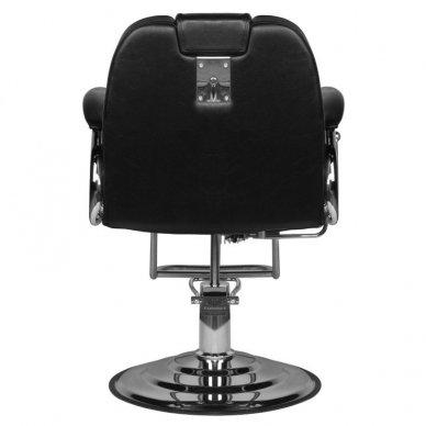 Kirpyklos krėslas HAIR SYSTEM HS44, juodos sp. 4