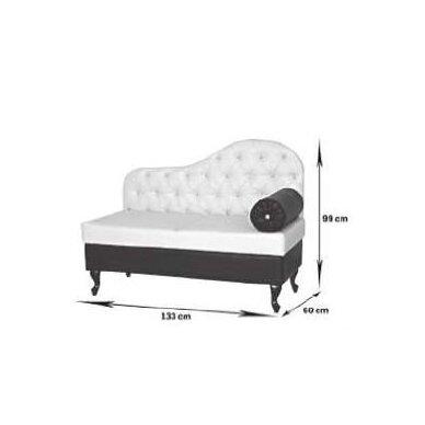 Kirpyklos laukiamojo sofa SWAROVSKI CRYSTALS, individuali gamyba 5
