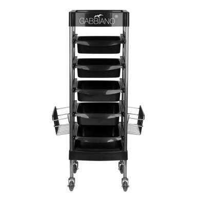 Kirpyklos vežimėlis FX11E BLACK 4