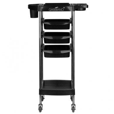 Kirpyklos vežimėlis FX12 BLACK 3
