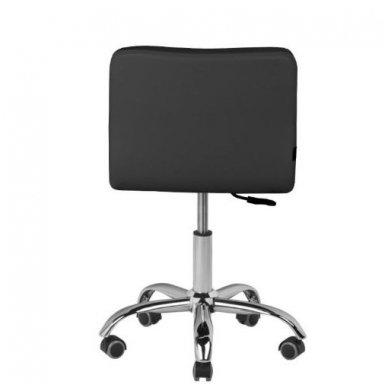 Kliento kėdutė, juoda 2