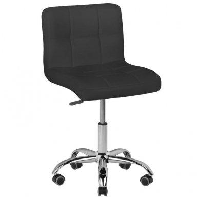 Kliento kėdutė, juoda 3