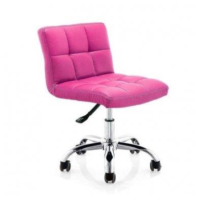 Kliento kėdutė, rožinė 2