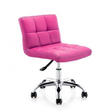 Kliento kėdutė, rožinė