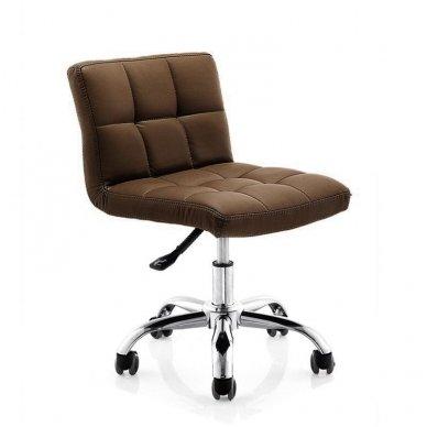 Kliento kėdutė, ruda 2