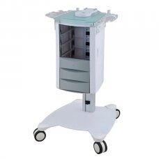 Kosmetologinių įrenginių vežimėlis Weelko (Ispanija) B-SYSTEM