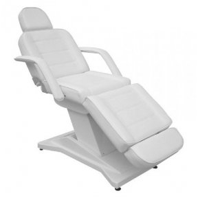 Kosmetologinis krėslas - lova CH-271, baltos sp.