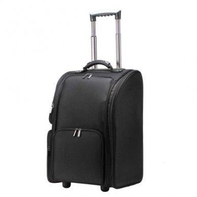 Kosmetikos - vizažo krepšys KC-N42L, juodos sp. 3