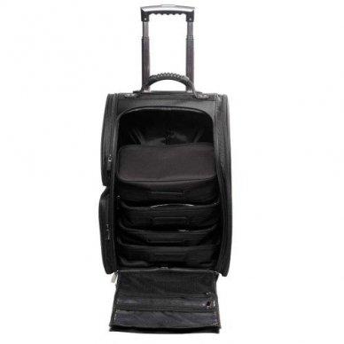 Kosmetikos - vizažo krepšys KC-N42L, juodos sp. 4