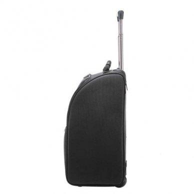 Kosmetikos - vizažo krepšys KC-N42L, juodos sp. 5