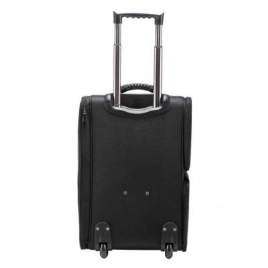 Kosmetikos - vizažo krepšys KC-N42L, juodos sp. 6