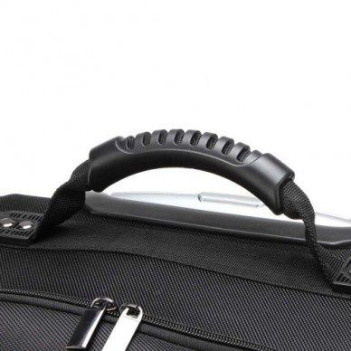 Kosmetikos - vizažo krepšys KC-N42L, juodos sp. 8