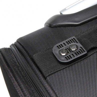 Kosmetikos - vizažo krepšys KC-N42L, juodos sp. 9