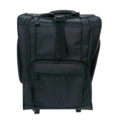 Kosmetikos - vizažo krepšys KC-N46S, juodos sp. 2