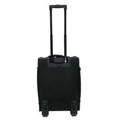 Kosmetikos - vizažo krepšys KC-N46S, juodos sp. 5
