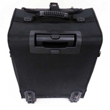 Kosmetikos - vizažo krepšys KC-N46S, juodos sp. 6