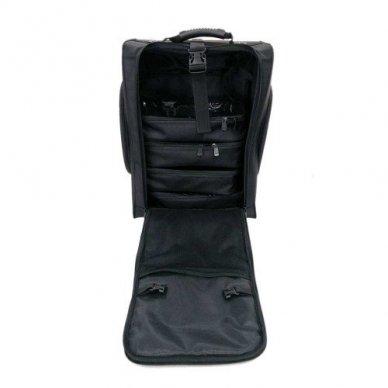 Kosmetikos - vizažo krepšys KC-N46S, juodos sp. 8