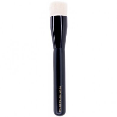 Kosmetinis teptukas OSOM Professional Flat Powder Brush, šlapiai pudrai