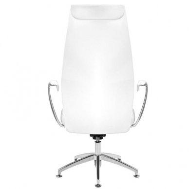 Universali meistro kėdė RICO, baltos sp. 6