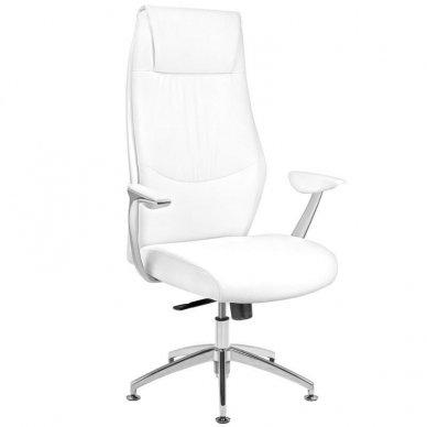 Universali meistro kėdė RICO, baltos sp.