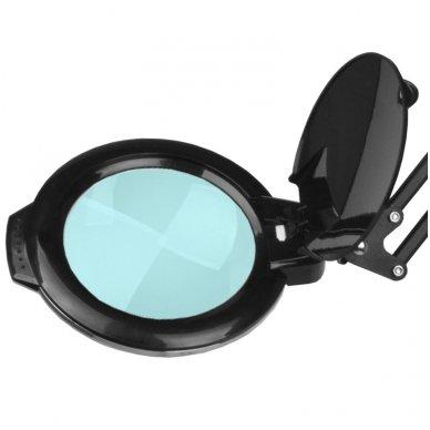 Kosmetologinė LED lempa su lupa MOONLIGHT, tvirtinama prie stalo 113963 3