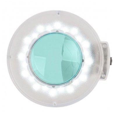 Kosmetologinė lempa LED su lupa ir štatyvu 115247 5