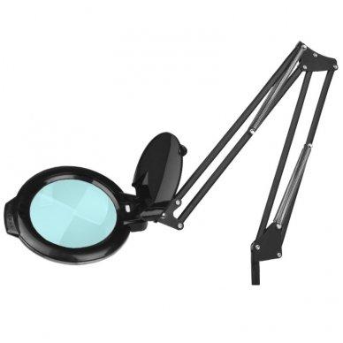 Kosmetologinė lempa LED su lupa MOONLIGHT, su ratukais 115253 2
