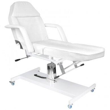Kosmetologinė lova su ratukais BASIC 210 6