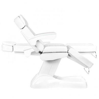 Kosmetologinis elektrinis krėslas-lova LUX 4M 8