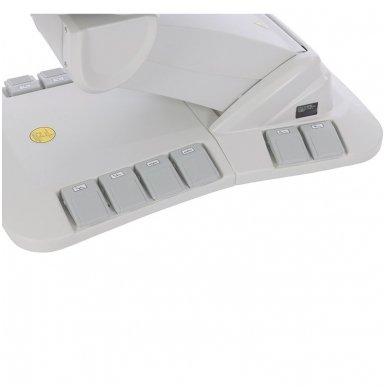 Kosmetologinis elektrinis krėslas - lova Weelko Tella, baltos sp. 3