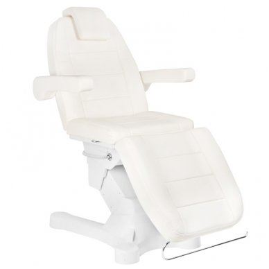 Kosmetologinis elektrinis krėslas-lova