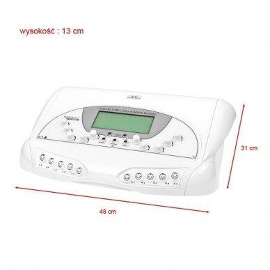 Kosmetologinis elektrostimuliacijos prietaisas GIOVANNI CLASSIC 7