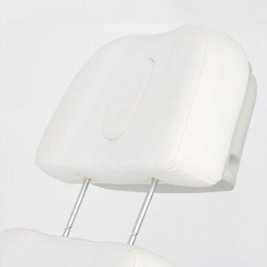 Kosmetologinis gultas Weelko GALEA, 3 varikliai. baltos sp.(Ispanija) 2