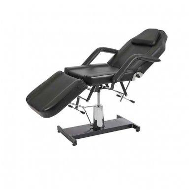 Kosmetologinis hidraulinis krėslas - lova Weelko Ment, baltos sp. 2
