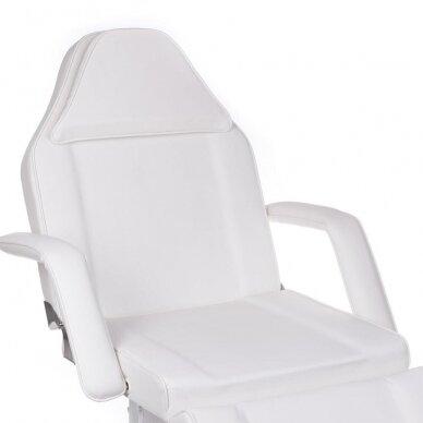 Kosmetologinis krėslas BW-262A, baltos sp. 3