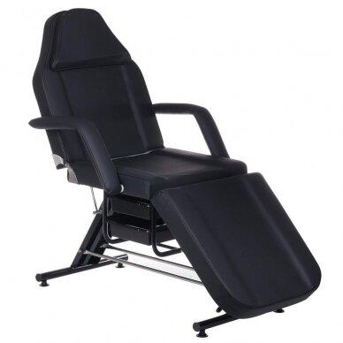 Kosmetologinis krėslas BW-262A, juodos sp.