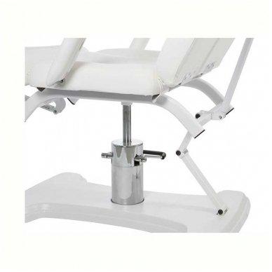 Kosmetologinis krėslas - lova Weelko Cora, baltos sp. 2