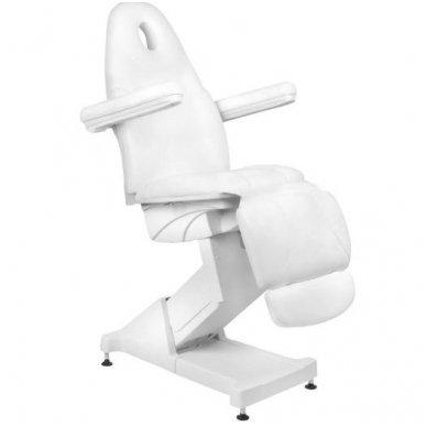 Kosmetologinis krėslas su 3 varikliais. 2