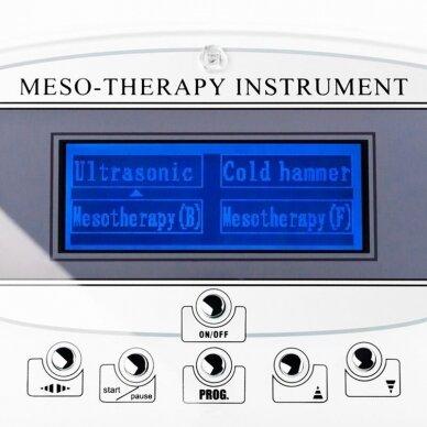 Kosmetologinis prietaisas mezoterapijai GIOVANNI CLASSIC MESOTHERAPIA 3