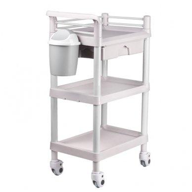 Kosmetologinis vežimėlis 004 3