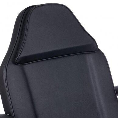 Kosmetologinis/pedikiūro krėslas BW-263, juodos sp. 9