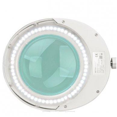Kosmetologoinė lempa su lupa LED  6025 3