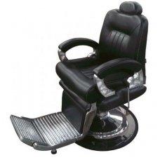 Krėslas Barber 8771-1, juodos sp.