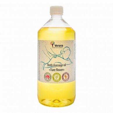 Kūno masažo aliejus GARDENIJA, 1000 ml