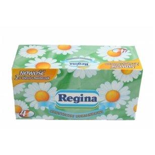 Kvepiančios kosmetinės servetėlės Regina, 4 sl., 110 vnt.