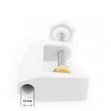 Laikiklis lempai-lupai, baltos spalvos 2