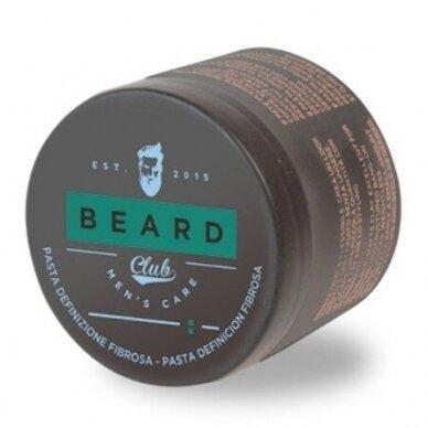 Lanksčios fiksacijos modeliuojamoji pasta plaukams BEARD CLUB, 100ml