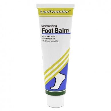 Laufwunder Foot balm, drėkinamasis balzamas sausai pėdų odai, 75ml