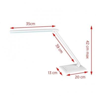 LED lempa ELEGANTE 7W, baltos sp. 6